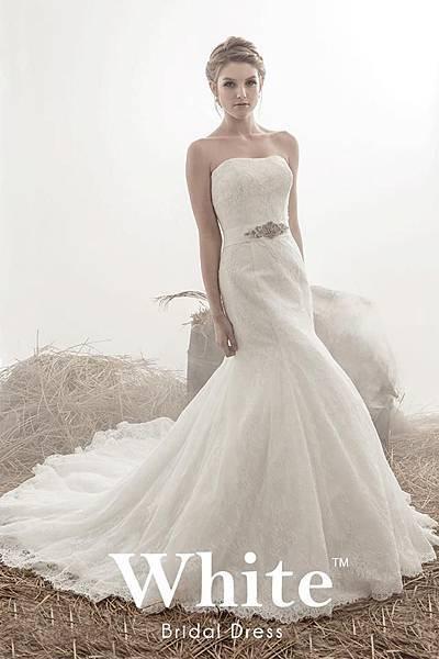 [婚禮] 宴客禮服試穿推薦之二: White手工婚紗。 @ 小林&郭郭 …_插圖