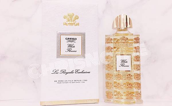 Creedles royales exclusives creed les royales exclusives white flowers 2g mightylinksfo