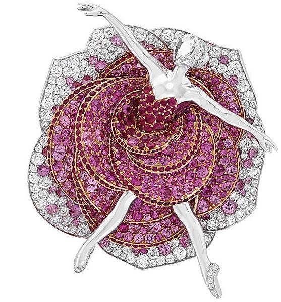 Van Cleef %26; Arpels梵克雅寶:初綻玫瑰 Rose Velours 10.jpg