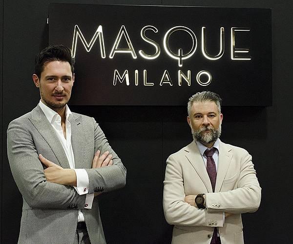 【Masque Milano】(Homage to) Hemingway (致敬海明威)3.jpg
