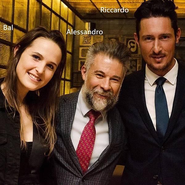 【Masque Milano】(Homage to) Hemingway (致敬海明威)6.jpg