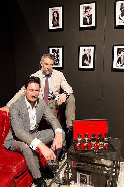 【Masque Milano】(Homage to) Hemingway (致敬海明威)13.jpg