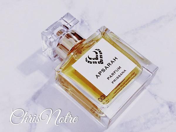 【Parfum Prissana】Apsarah (極樂女神)1.jpg