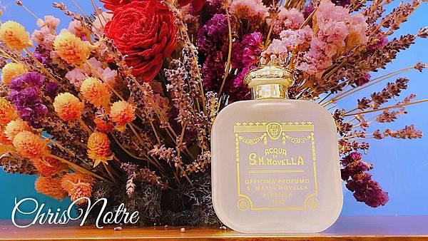 【Santa Maria Novella】Acqua di Colonia S. M. Novella (凱薩琳皇后)1.jpg