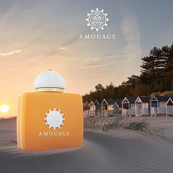 【Amouage】Beach Hut Woman (逐浪女香)4.jpg
