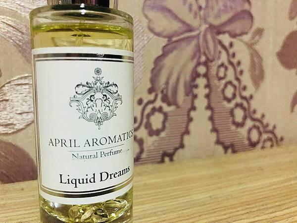【April Aromatics】Liquid Dreams (仙女桂花潺湲之夢)1.jpg