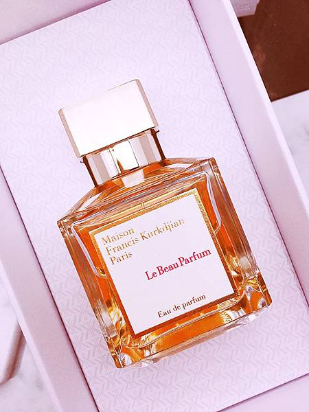 【Maison Francis Kurkdjian】Le Beau (巴黎春天至美之香)5.JPG