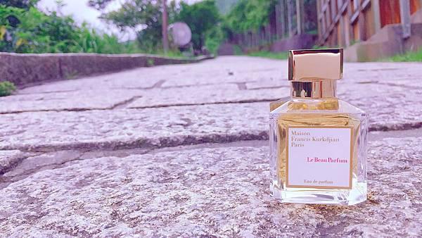【Maison Francis Kurkdjian】Le Beau (巴黎春天至美之香)8.JPG