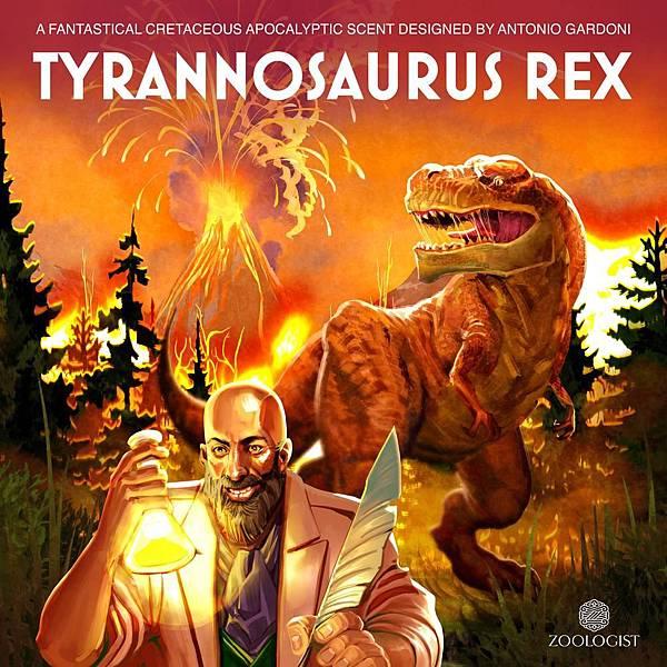 【Zoologist】Tyrannosaurus Rex (霸王龍)4.jpg