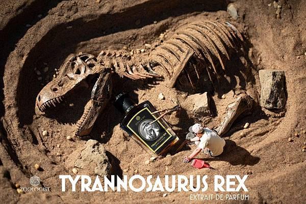 【Zoologist】Tyrannosaurus Rex (霸王龍)3.jpg