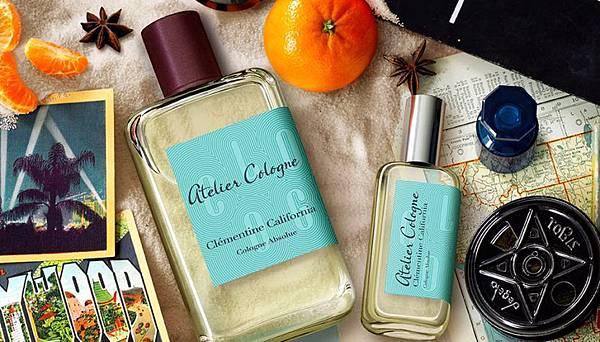 【Atelier Cologne】Clémentine California (加州紅橘)1.jpg