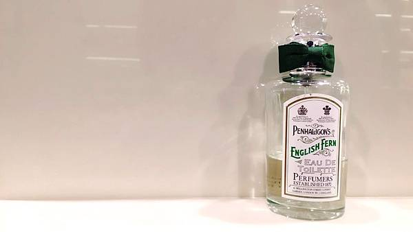 【Penhaligon's】English Fern (英國蕨)6.JPG