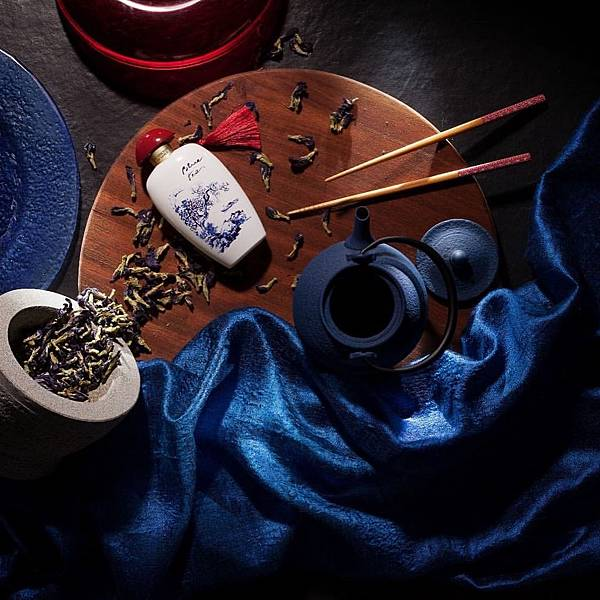 【The Merchant of Venice】Blue Tea (藍茶)4.jpg