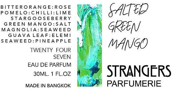 【Strangers Parfumerie】Salted Green Mango (鹽漬青芒果)1.jpg