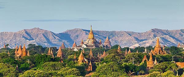 【PAÑPURI】Bagan Dawn (緬甸的黎明)3.jpg