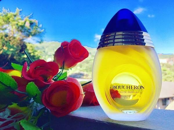 【Boucheron】Eau de Parfum (同名香水)2.jpg
