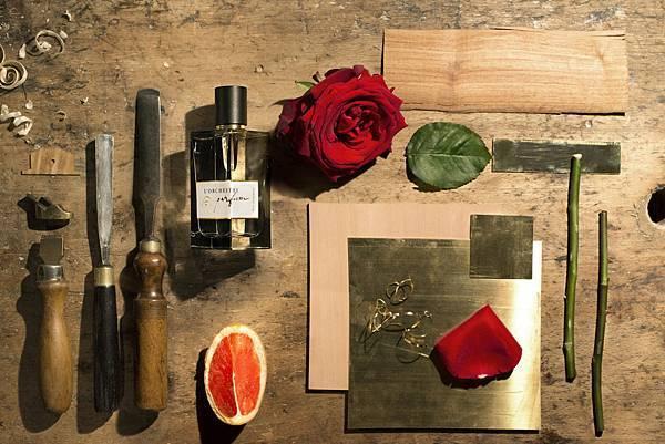 【L'Orchestre Parfum】Rose Trombone (玫瑰長號)1.jpg