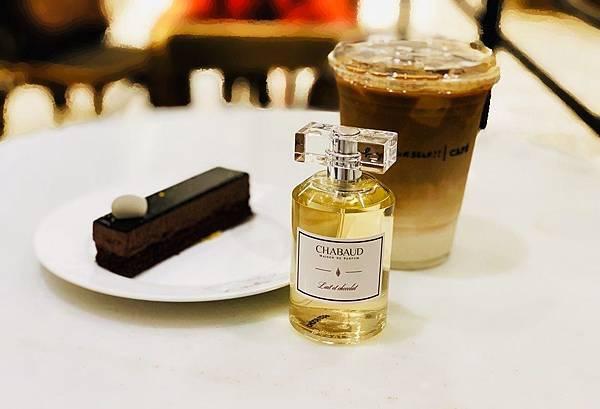 【CHABAUD】Lait et Chocolat (巧克力牛奶)1.jpg