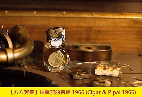 【方方芳療】抽雪茄的菩提 1966 (Cigar %26; Pipal 1966)1.jpg