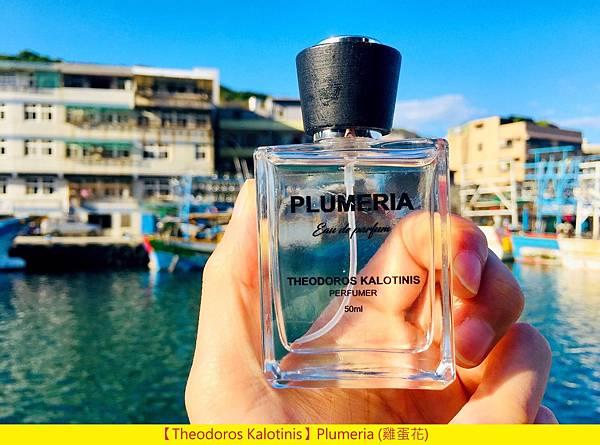 【Theodoros Kalotinis】Plumeria (雞蛋花)1.jpg