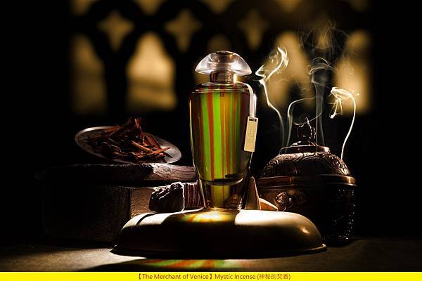【The Merchant of Venice】Mystic Incense (神秘的焚香)1.jpg
