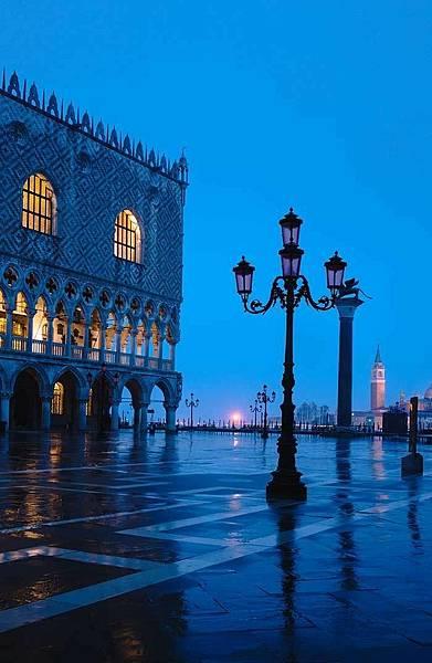 【The Merchant of Venice】Venetian Blue (藍色威尼斯)2.jpg