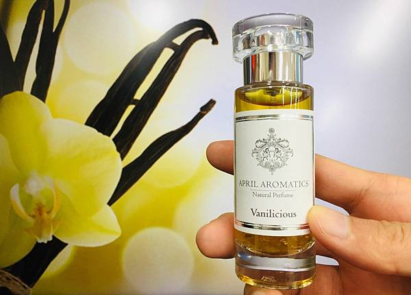 【April Aromatics】Vanilicious (美哉香草)1.jpg