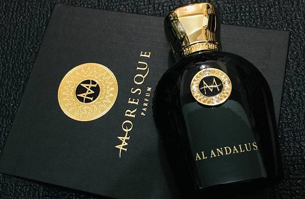 【Moresque】Al Andalus (安達魯斯)1.jpg