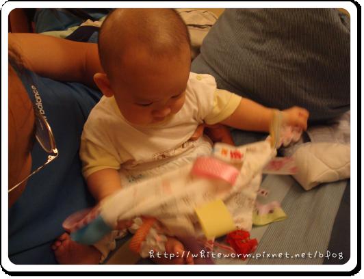 安撫巾004
