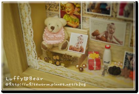熊相框015