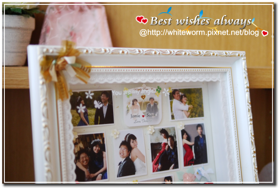 婚禮相框001