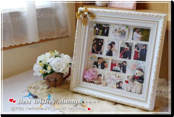 婚禮相框002