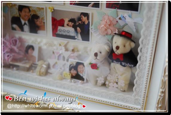 婚禮相框004