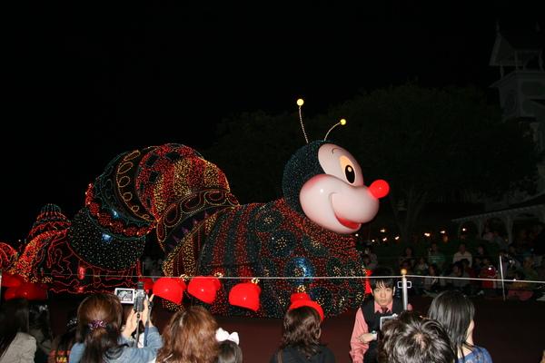 迪士尼-夜間遊行10.JPG