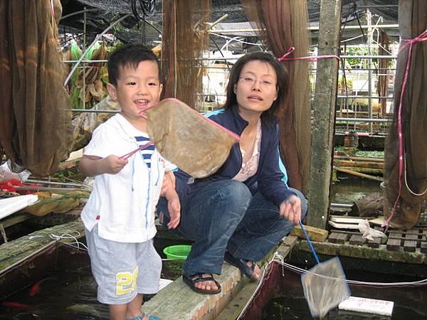"""我要撈""""青魚""""喽!"""