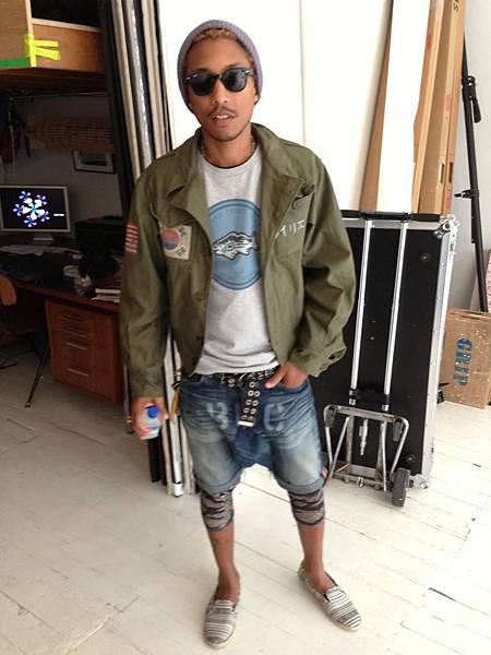 Pharrell Williams 10