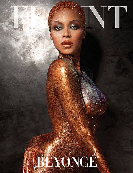 Beyonce Under the Gilded Banner