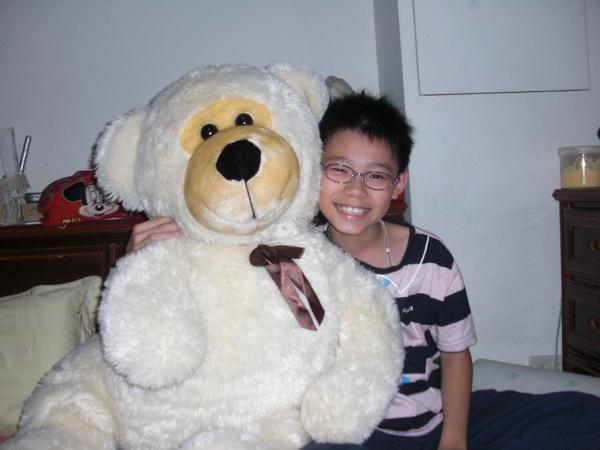 我最愛的大熊熊