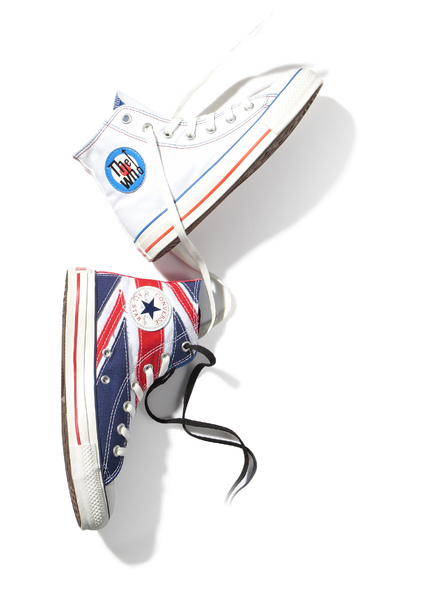 Converse THE WHO Shoes