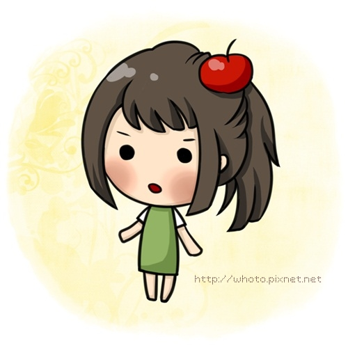 apple girl