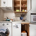 小廚房(洗衣機,微波爐,冰箱)