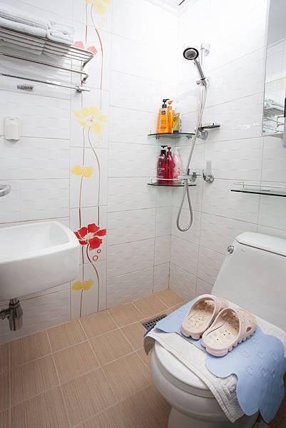 浴室(淋浴間)