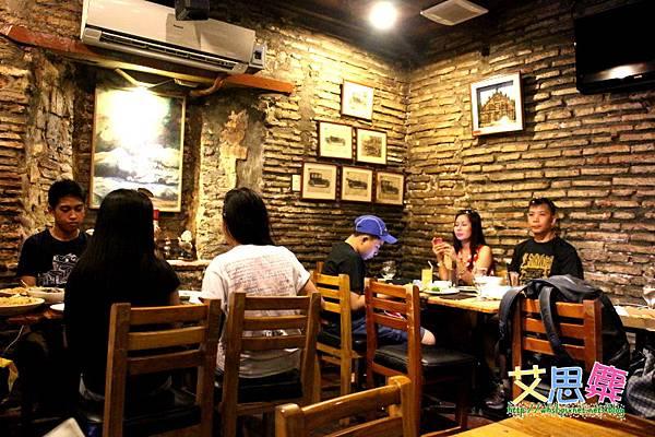 Café Uno - 用餐區2