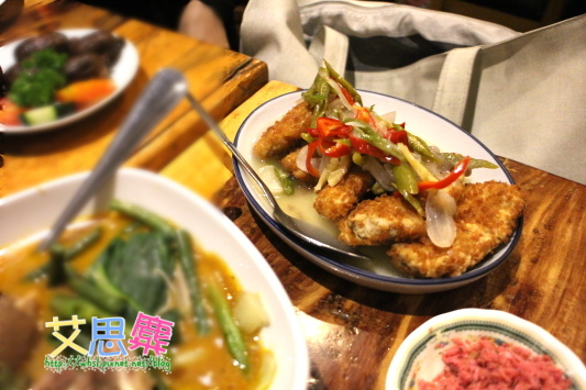 Café Uno - 奇妙炸物(魚)
