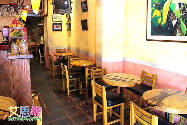 Café Uno - 店內