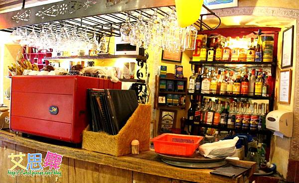 Café Uno - 吧台
