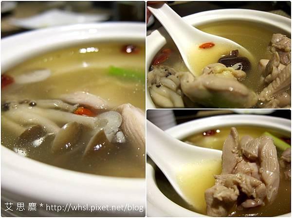 湯物-地雞玄米盅.jpg