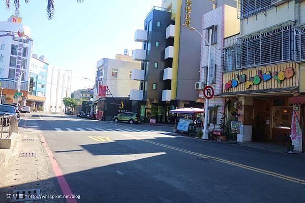 哨船街景-1