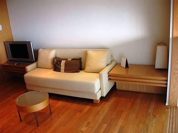 樓中樓2F電視沙發