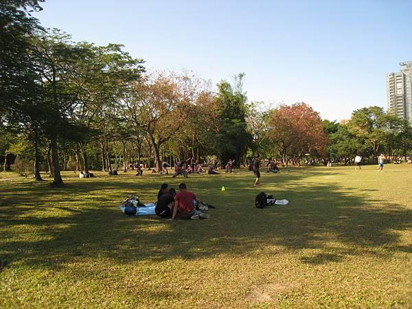 20140125大安森林公園-1